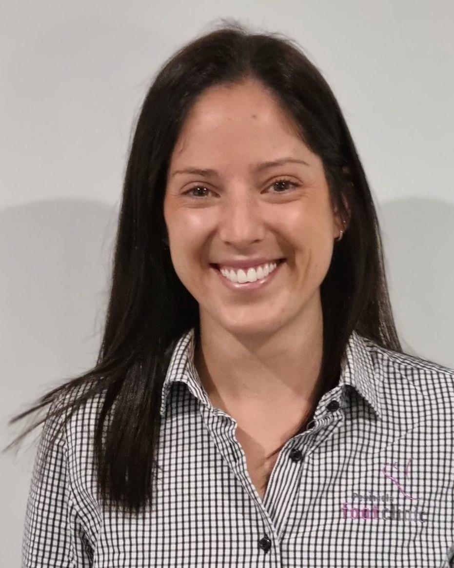 Bridgette Nevins Podiatrist at Peninsula Foot Clinic Mornington
