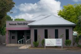 Peninsula Foot Clinic's Rosebud Podiatry Clinic